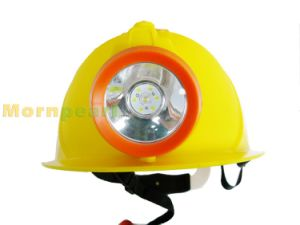 Miner′s Safety Helmet with Head Lamp (MSP-MHL)