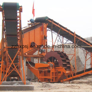 Quartz Sand Making and Washing Plant pictures & photos