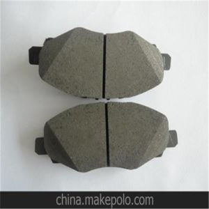 Good Quality Auto Car Steel Backing Brake Pad 04465-60020 0446560020 OEM pictures & photos