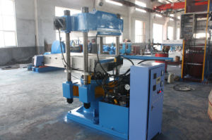 Rubber Vulcanizing Press and Rubber Hydraulic Press pictures & photos