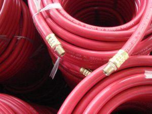 Fiber Braid Low Pressure Oil Hose SAE100r6 pictures & photos
