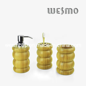 Carbonized Bamboo Bathroom Accessory (WBB0458A) pictures & photos
