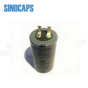 Sk Fan Motor Capacitor AC Run and Start Capacitor Cbb60 pictures & photos