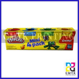 Plasticine Packaging Box