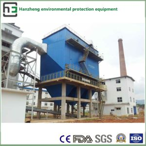 Combine (bag and electrostatic) Dust Collector-Induction Furnace Air Flow Treatment pictures & photos