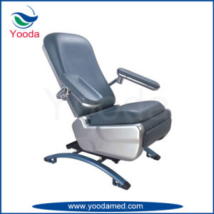 Hospital Furniture Electric Blood Chair with One Motor pictures & photos