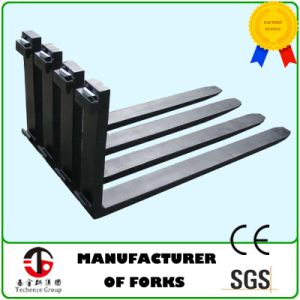 Forklift Forks, Fork Tyne with Thicker Heel pictures & photos