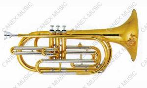 Brass Instruments/ Trombone/Marching Trombone (CMT-100L) pictures & photos