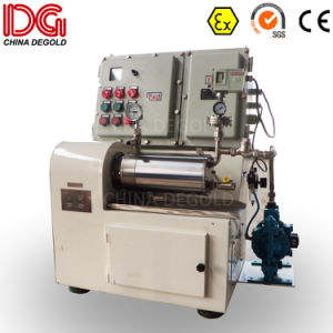 Lab Horizontal Bead Mill for Paint, Ink, Pigment, Agrochemicals pictures & photos