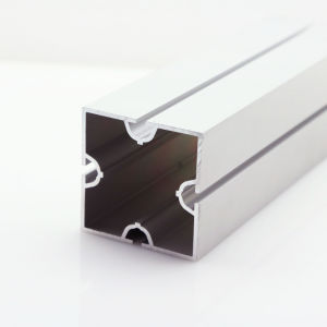 60mm Square Extrusion for Aluminum Exhibition Booth Display Stand pictures & photos