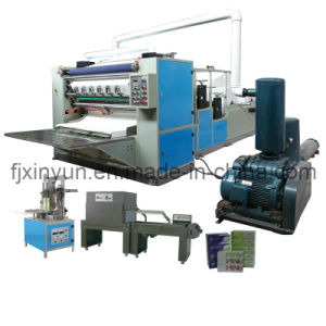 Automatic Box Drawing Facial Tissue Machine (XY-GU-20A) pictures & photos