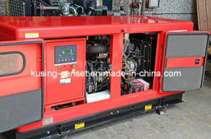 25kVA-37.5kVA Power Diesel Soundproof Generator with Isuzu Engine pictures & photos