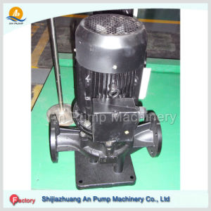 Long Service Life Corrosion Resisting Vertical Pipeline Hot Oil Circulation Pump pictures & photos