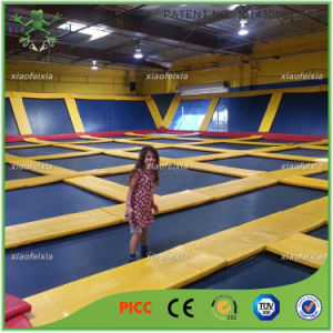 Indoor Jump Kids Trampoline Park for Amusement pictures & photos