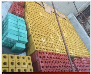 Clay Automatic Brick Making Machine in Guangzhou China pictures & photos