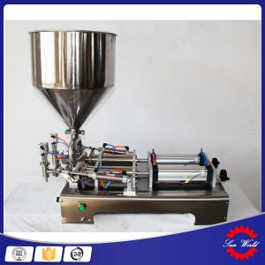 Sauces Ketchup Filling Machine Semi Automatic pictures & photos