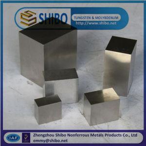 Tungsten-Copper Alloy, Wcu Alloy Cube, Tungsten-Copper Alloy pictures & photos