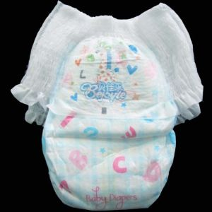 Import Sap Paper Ultra Thin Pull Diaper pictures & photos