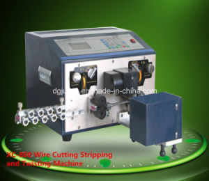 Automatic Wire Cable Cutting and Stripping Machine pictures & photos