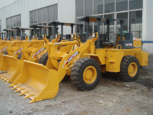 Mini Wheel Loader Lw180k pictures & photos