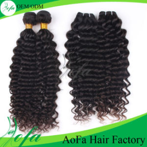 No Tangle Soft Remy 100% Human Hair for Deep Wave pictures & photos