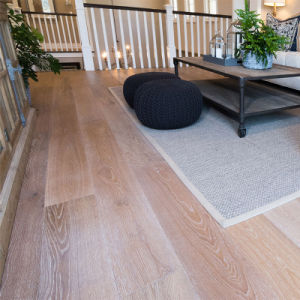 Grade CD Wooden Floor/Russian or French Oak Engineered Wood Flooring