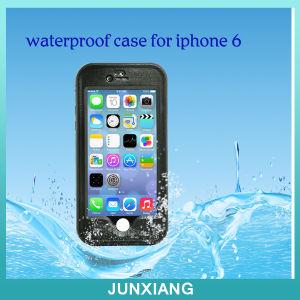 High Quality Waterproof Cellphone Case for iPhone 6 pictures & photos