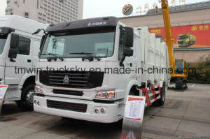 Sinotruck HOWO 8X4 6X4 4X2 Garbage Truck pictures & photos
