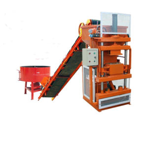 Hr1-10 Fully Automatic Production Line with Mixer, Conveyor Belt Price pictures & photos