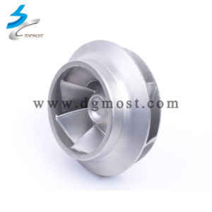 CNC Machining Stainless Steel Water Pump Impeller pictures & photos