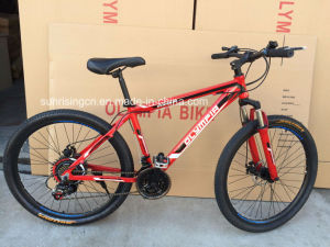 Aluminum Frame and Fork Mountain Bicycle Sr-26omg pictures & photos