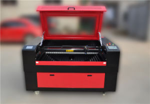 Leather Cloth Paper CNC Laser Cutting Machine pictures & photos