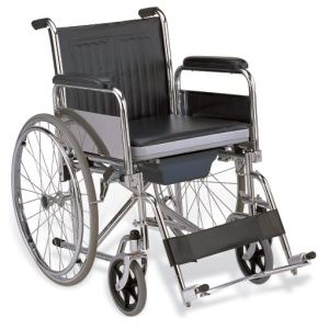 Commode Wheelchair (SK-CW305) pictures & photos
