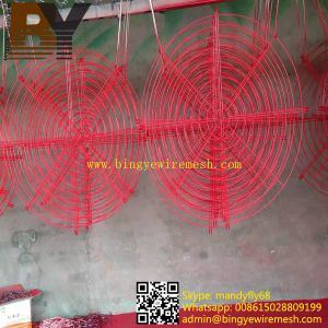 High Quality PVC Coated Fan Guard pictures & photos