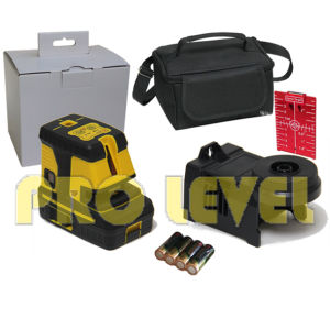 5 Points Cross Green Line Laser Level (G25) pictures & photos