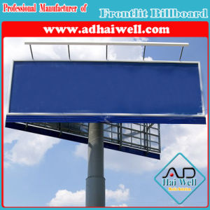 Great Impact Outdoor Advertising Display Flex PVC Billboard pictures & photos