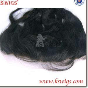 Top Brazilian Human Hair Lace Frontal Hair Extension pictures & photos