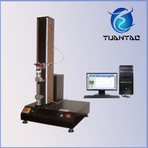 Universal Rubber Shear Compression Testing Machine pictures & photos