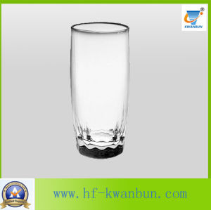 Clear Glass Cup Water Cup Beer Cup Tableware Kb-Hn081 pictures & photos