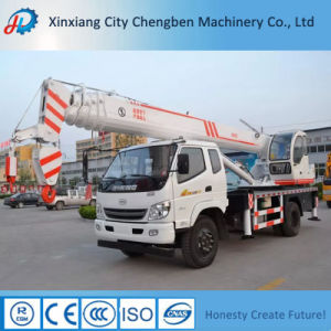 Mobile Truck-Mounted Crane Cherry Picker with Ce Certificate pictures & photos