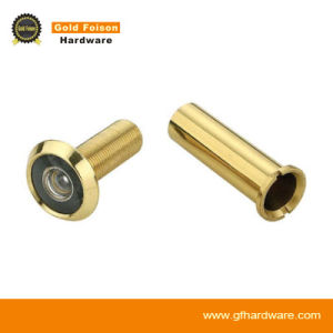 Brass or Zinc Alloy Peephole Door Viewer (V-04) pictures & photos