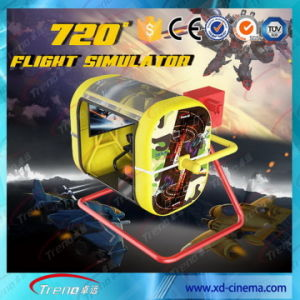Super Cool Kids Playground Equipment Amusement Rides Flight Simulator for Sale pictures & photos