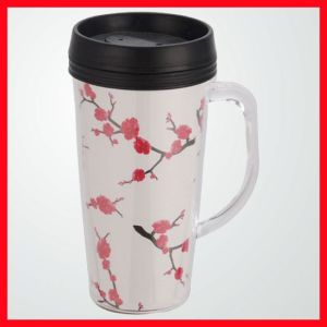 Easy to Carry OEM Plastic Travel Mug pictures & photos