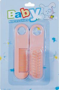 Best BPA-Free Baby Grooming Kit Hair Comb Tool