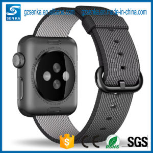 Nylon Strap Classic Buckle Watch Bands for Iwatch 38mm 42mm pictures & photos