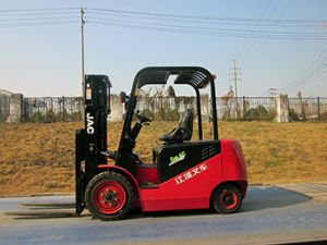 Electric Forklift (CPD20) pictures & photos