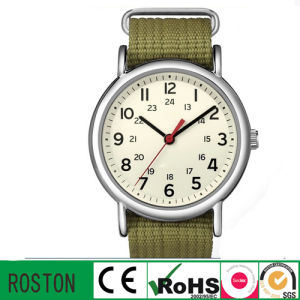 Water Resistant Quartz Movement OEM Sport Watch pictures & photos