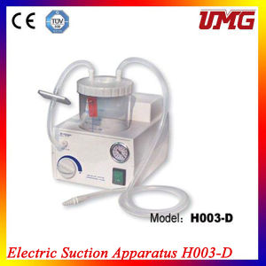 Dental Machine Portable Phlegm Suction Unit pictures & photos