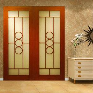 Modern Interior Double Doors
