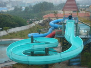 Rafting Water Slide for Aqua Park